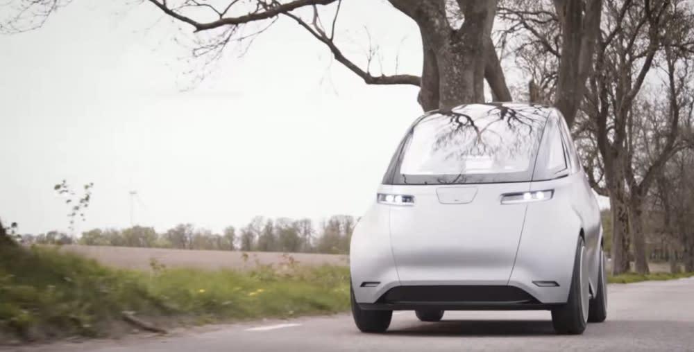 Uniti One電動車性能相當不錯,搭配22kWh小尺寸電池組,最大可達到300公里續航力