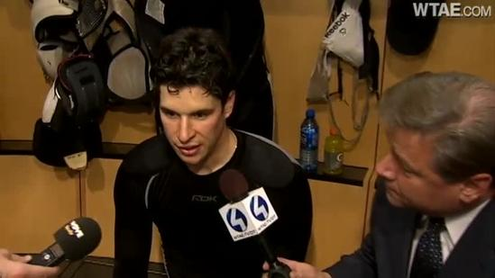 Sidney Crosby ready for intense start to season against Flyers