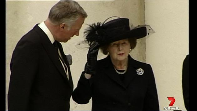 Thatcher 'would have been humbled'