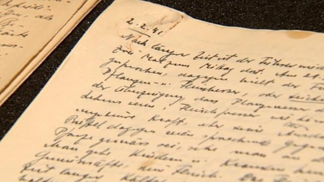 U.S. Holocaust museum gets long lost diary from top Hitler aide