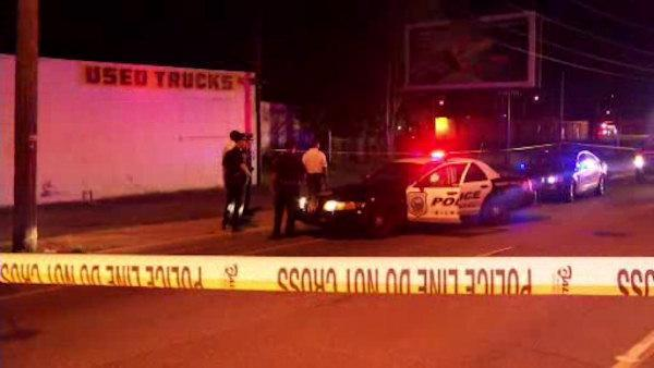 Wilmington double shooting leaves one in critical condition