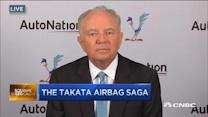 Takata's 'fatally flawed' decision: AutoNation CEO