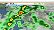 Weather Webcast | Nov 21: Rain Update