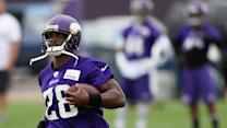 "RADIO: Vikings use Peterson to promote ""Family Day"""