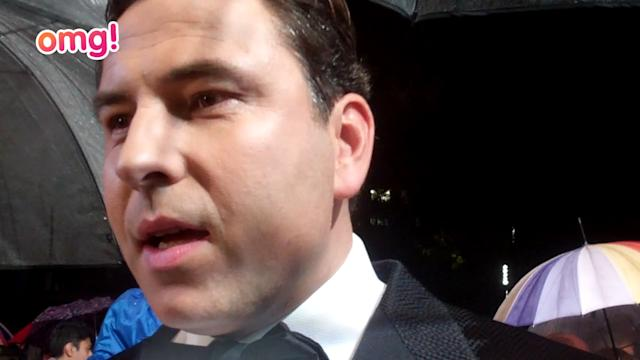 David Walliams wanted a Bond role