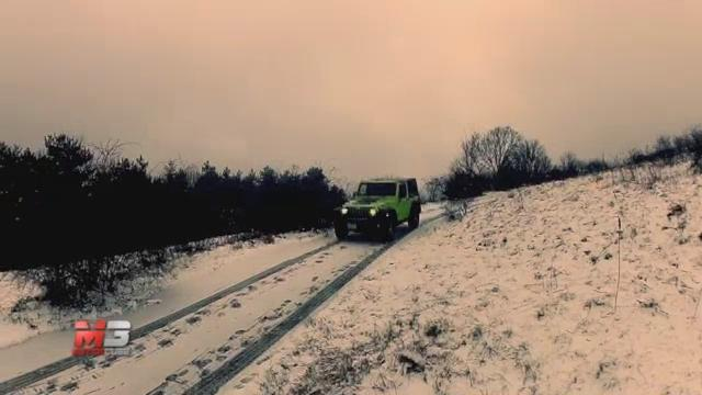 Video Jeep Wrangler Mountain