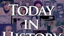 Today in History for Thursday, February 7th