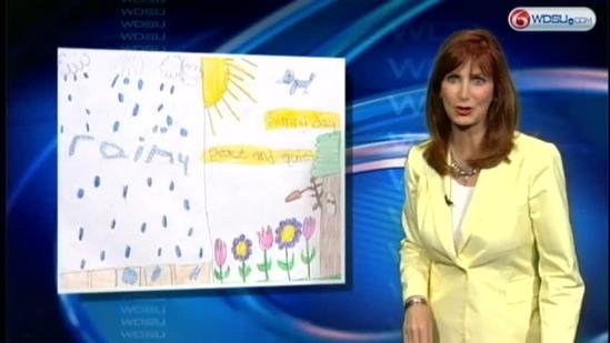 Margaret's Weather Picture for May 8