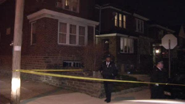 1 injured in police involved shooting in West Oak Lane