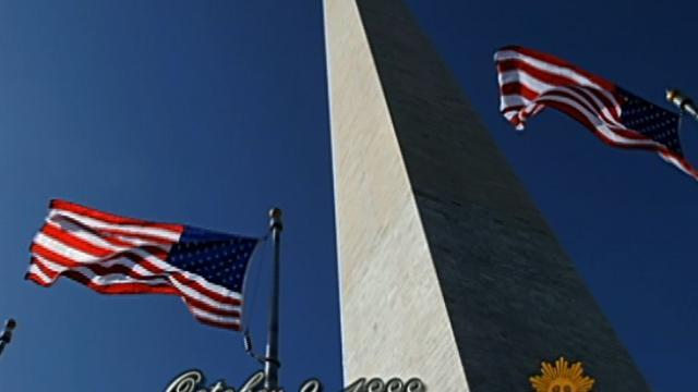 Almanac: Washington Monument's public opening
