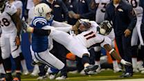 Pat McAfee recaps Trindon Holliday tackle (and what happened next)