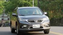 國內新車試駕-Honda CR-V 2.0VTi