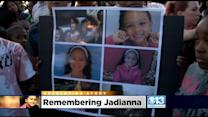 Jadianna Larsen's Family Thankful For Outpouring Of Support From Community