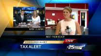 Woman says someone already filed her taxes for third time
