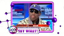 Rodman Wants to 'Spread Message of Peace' to the World