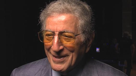 Tony Bennett Discusses Billy Joel and The Frank Sinatra School Of The Arts