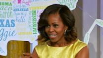 Michelle Obama Hosts Kids 'state Dinner'