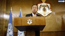 U.N. Chief Says Arbitrary Denial Of Aid A Tactic Of War In Syria