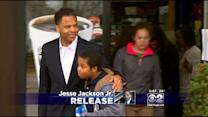 Jesse Jackson Jr. Makes Way To Halfway House