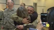 Soldiers in Afghanistan return to Valley