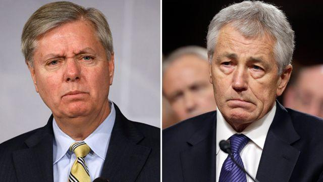 Yet another red flag on Hagel nomination?