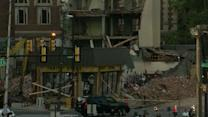 Woman Found Alive in Building Collapse