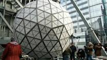 Times Square crystal ball gets a makeover