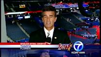 Day 1 of GOP convention less than 15 minutes