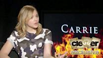 CARRIE Interviews: Chloë Grace Moretz, Julianne Moore & More!