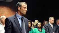 Raw: Pistorius Leaves Court After Hearing