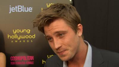 Garrett Hedlund Talks Going 'On The Road' With Kristen Stewart
