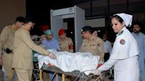 Girl shot by Taliban sent to UK for care