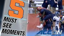 Syracuse Fake FG in 2OT Beats Villanova | ACC Must See Moment