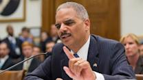 Holder lashes out during tense hearing on WH scandals