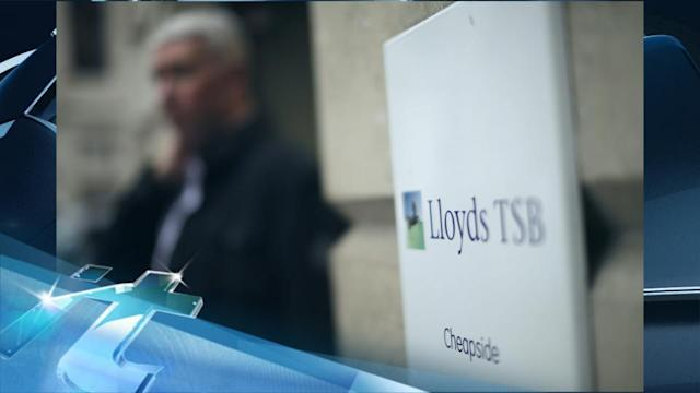 Breaking News Headlines: Lloyds Shares Hit Two-year High on Overseas Buyers' Interest
