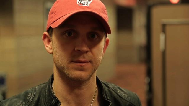 Academy of Country Music Awards - Justin Moore