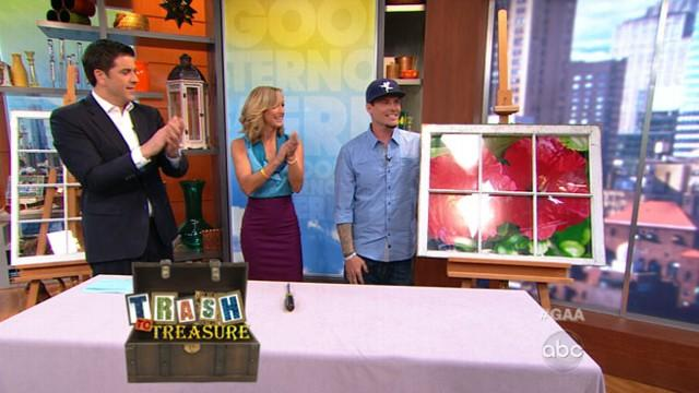 Vanilla Ice Turns 'Trash to Treasure' on a Budget