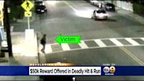$50K Reward Offered For Arrest Of Driver In Fatal Hit-And-Run Near USC