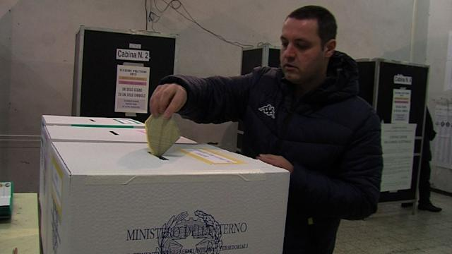Italians hope for 'change' in Sunday's election