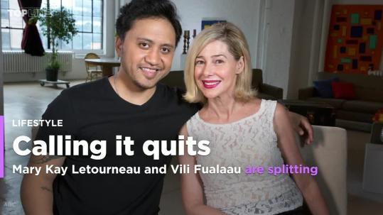 Mary Kay Letourneau, Vili Fualaau officially split