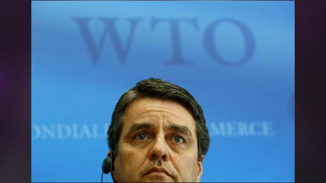 WTO Cuts 2013 World Trade Forecast To 2.5 Percent