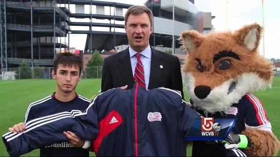 Wake up call: Revs' Salute to Heroes; Worcester Co.'s coat drive