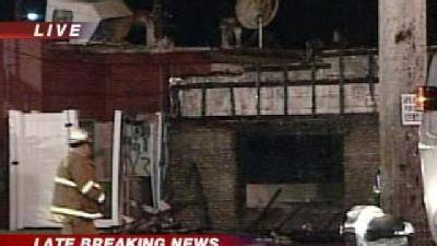 Fire Breaks Out At Okolona Bar