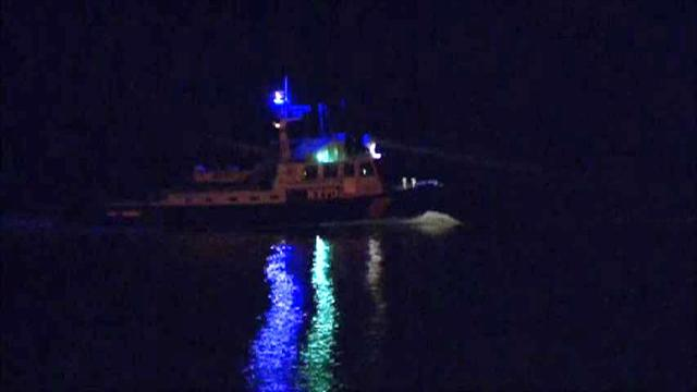Two people rescued from N.Y. plane crash