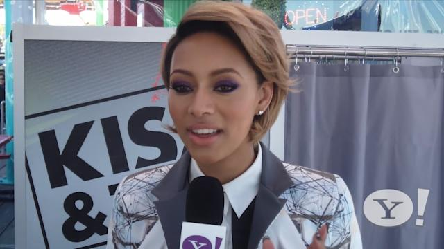 Keri Hilson on Gillette's Kiss And Tell Experiment