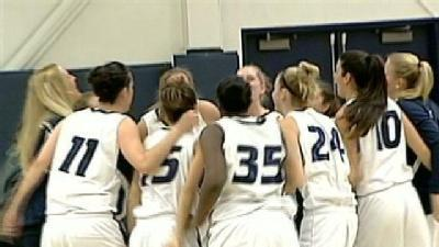 UNH Women Take On Seton Hall