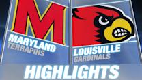 Maryland vs Louisville | 2014 ACC Soccer Highlights