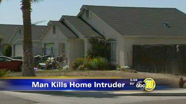 Fresno County man kills intruder with samurai sword