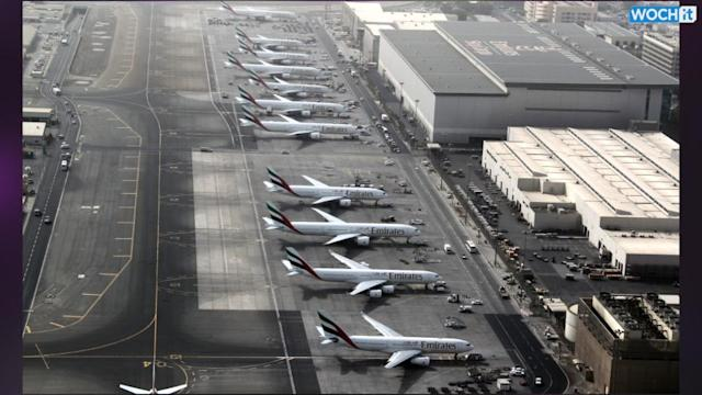 Dubai Is Now Home To The World's Busiest International Airport