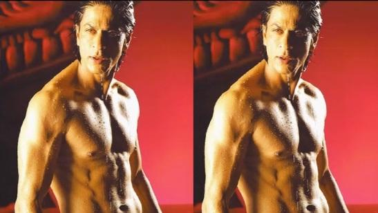 After 6, SRK to flaunt 8 pack abs!